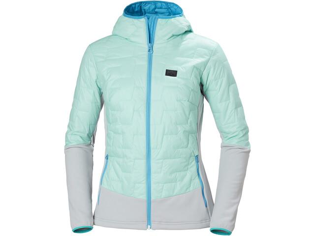 Helly Hansen Lifaloft Hybrid Insulator Jacket Dame blue tint